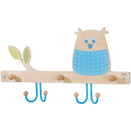 HABA Clothes Hooks Forest Owl 7729