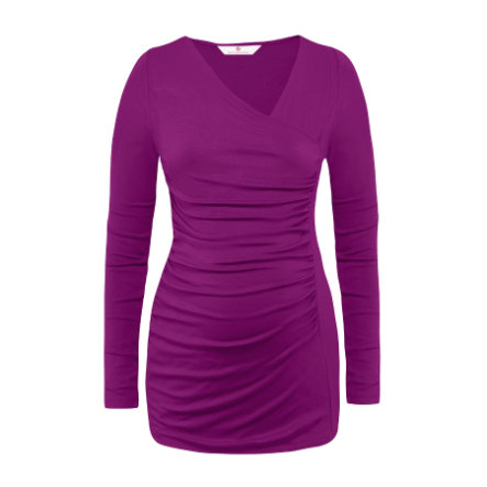BELLYBUTTON Zwangerschaps Shirt SOFIA magenta purple