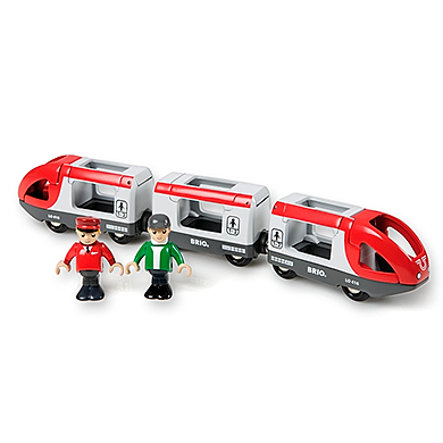 BRIO® WORLD Reisezug