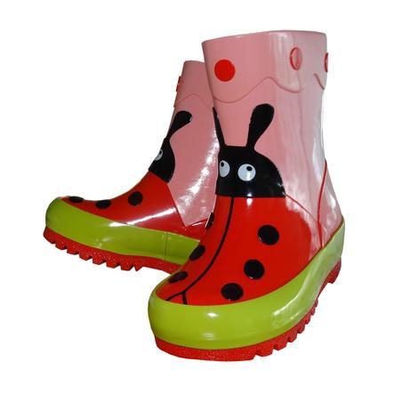 MaxiMo Girls Kaplaazen lieveheersbeestje rood