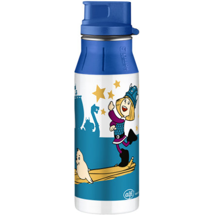 ALFI elementBottle II Flaska, Wickie vit 0,6 l