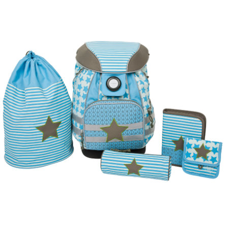 Lässig Ensemble Ecole School Set Starlight oliv