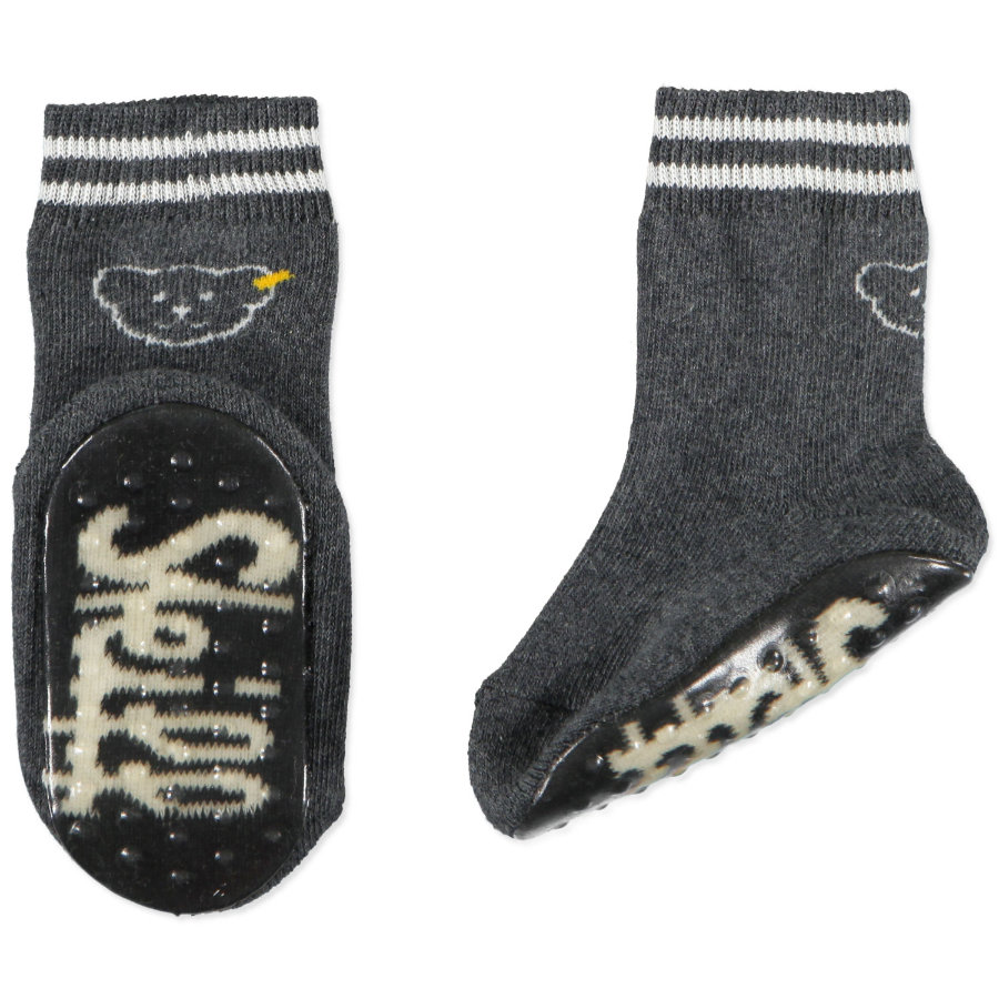 STEIFF Mini Anti-Slip Socks grey