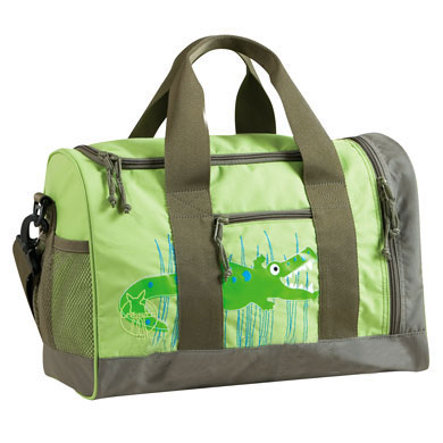 LÄSSIG Kids Sport Bag Crocodile
