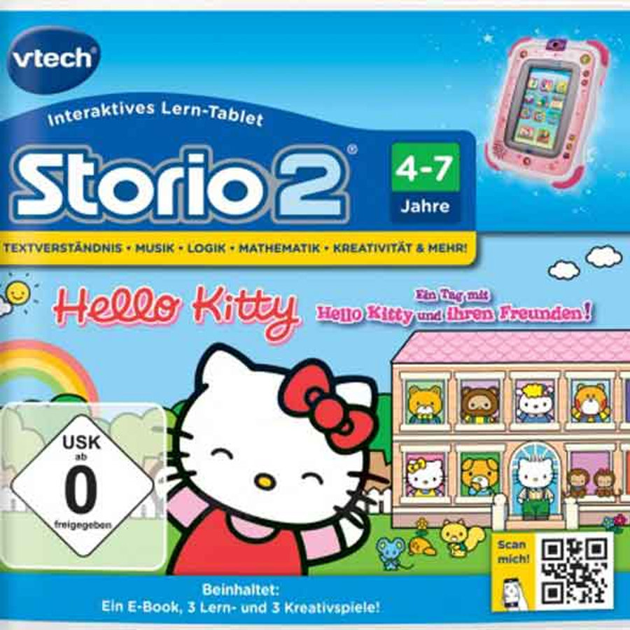 vtech® Storio 2 Lernspiel - Hello Kitty