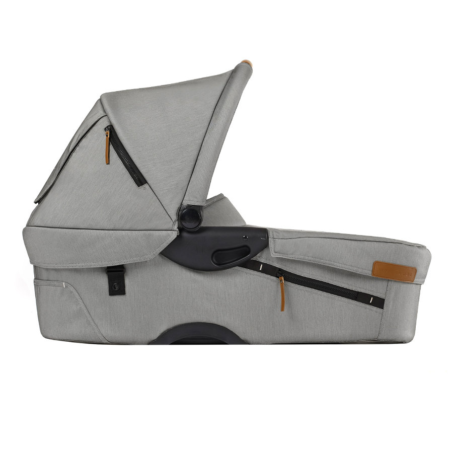 Mutsy EVO Carrycot Light Grey URBAN NOMAD Edition