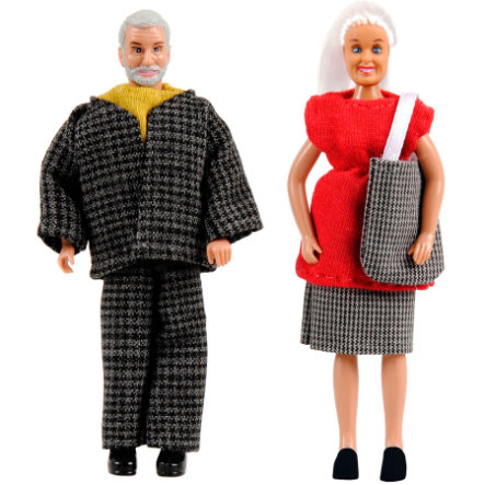 LUNDBY Smaland :  Grands-parents