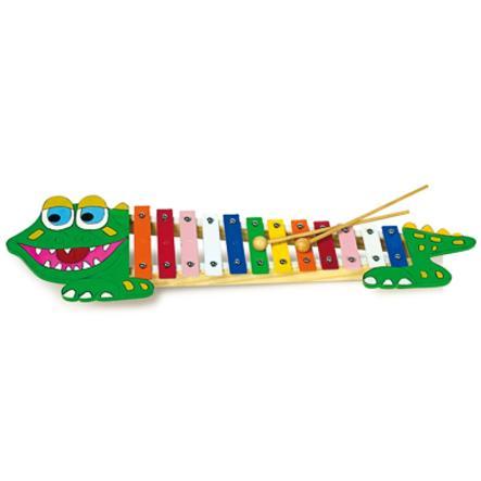 small foot design® Xylophone Crocodile