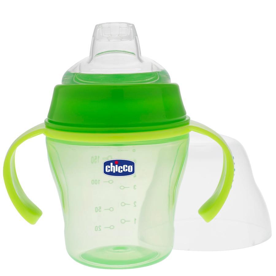 CHICCO Tazza Soft 6M+  - Verde