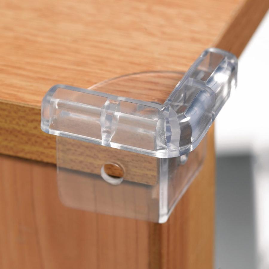 Safety 1st Zabezpieczenie kantów stołu 4 sztuki