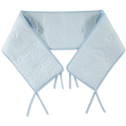 ODENWÄLDER Ochraniacz pikowany kolor jasnoniebieski