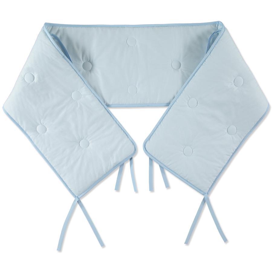ODENWÄLDER Paracolpi con trapuntatura azzurro