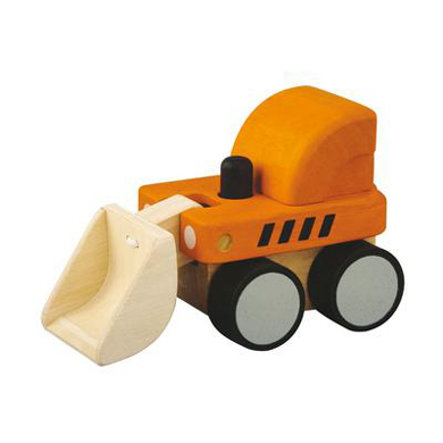 PLANTOYS Mini-Bulldozer