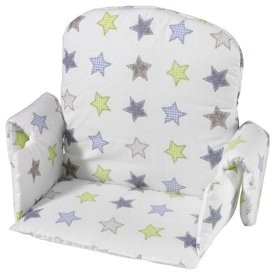 GEUTHER Coussin d'assise pour chaise haute bébé 4742 Design 132