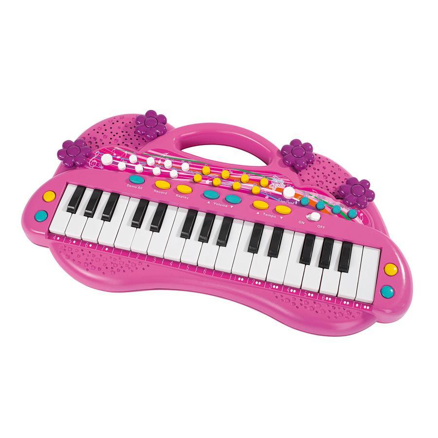 SIMBA MMW Dívčí Keyboard