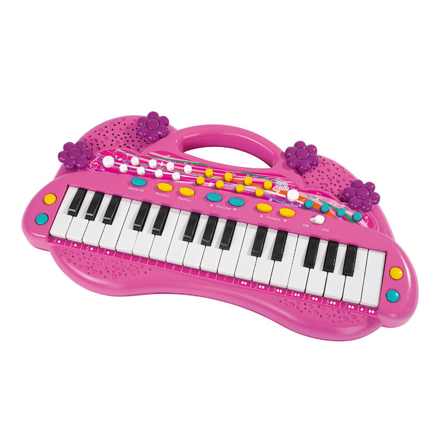 SIMBA MMW Girls Keyboard