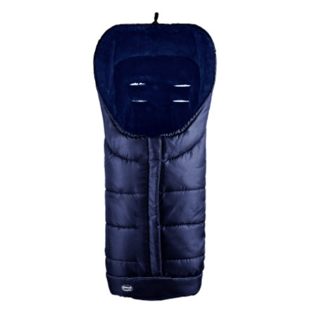 URRA Footmuff Deluxe large navy/blue