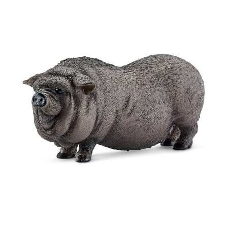 SCHLEICH Pot-Bellied Pig 13747