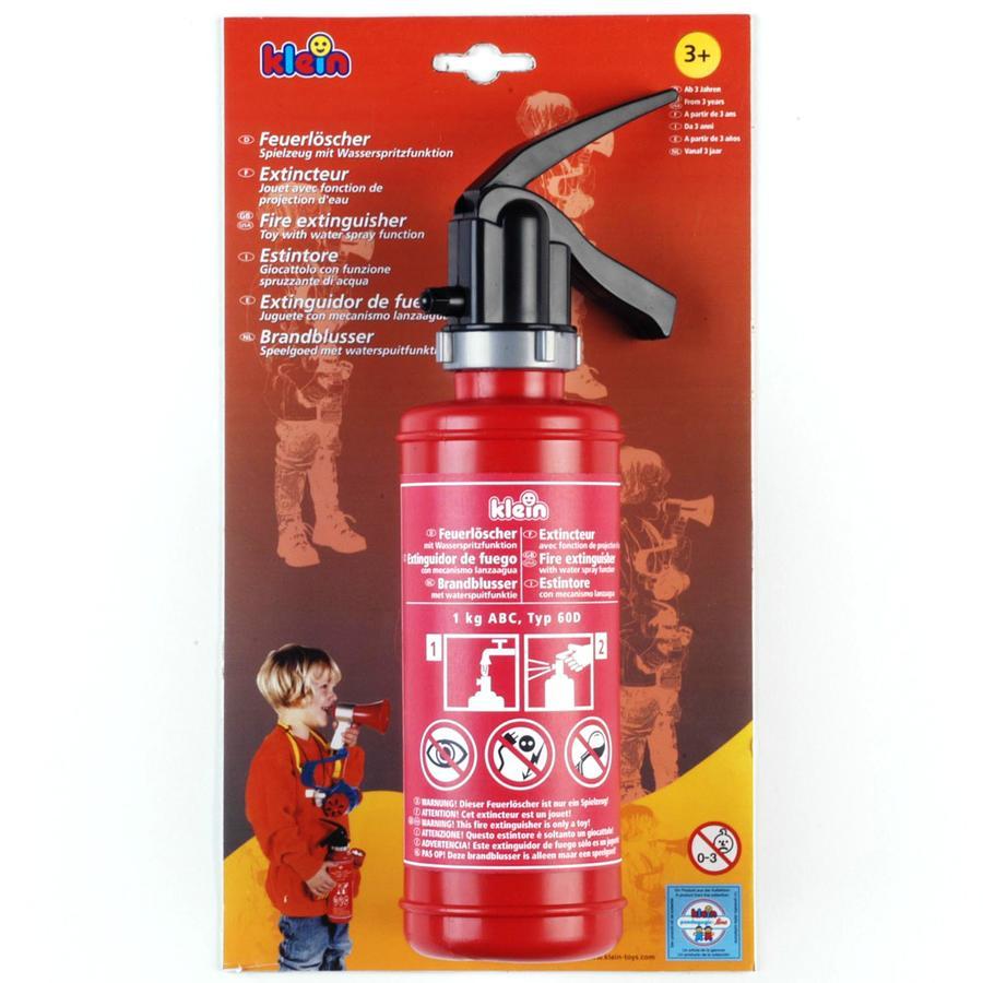 KLEIN speelgoed brandweerblusser