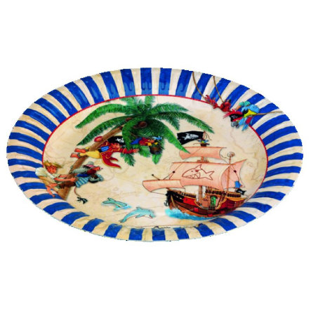 COPPENRATH Party Plate - CAPT'N SHARKY