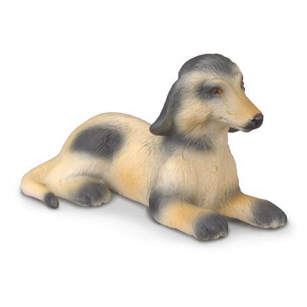 CollectA Hundar och katter - Afgansk hund valp