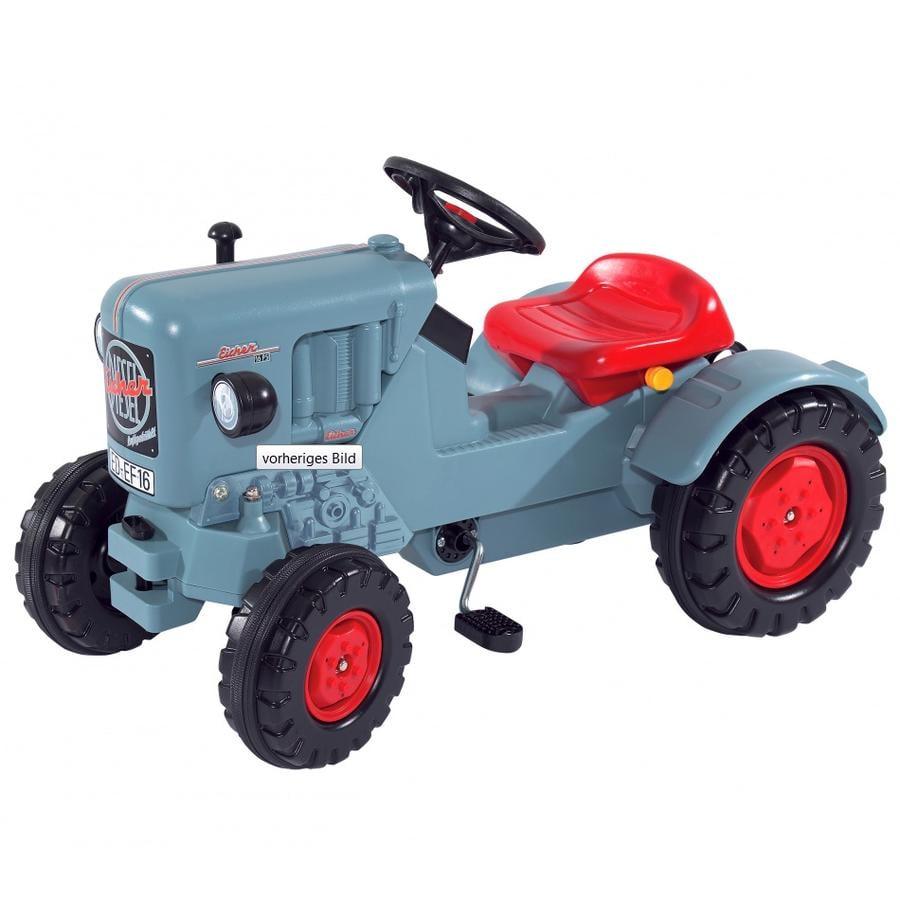 BIG Tracteur pédales enfant Eicher Diesel ED 16 56565
