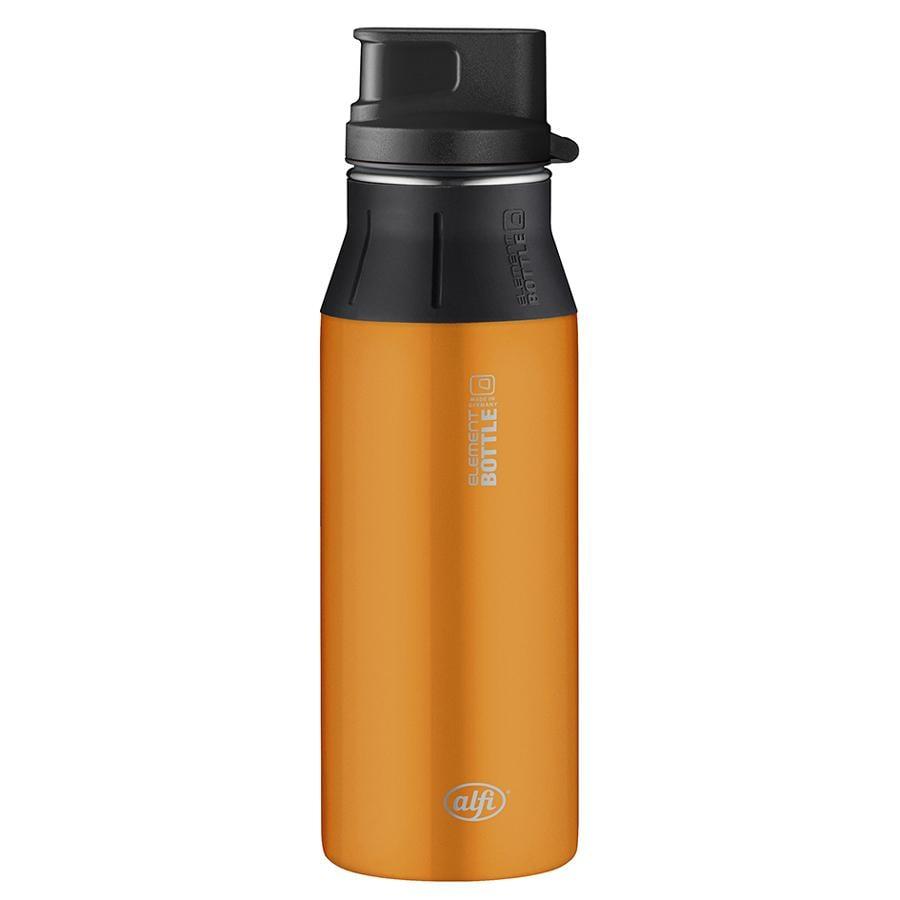 ALFI elementBottle s uzávěrem - Pure oranžová 0,6 l