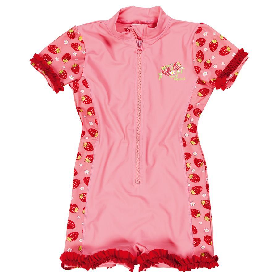 PLAYSHOES Traje de baño Girls rojo - fresas