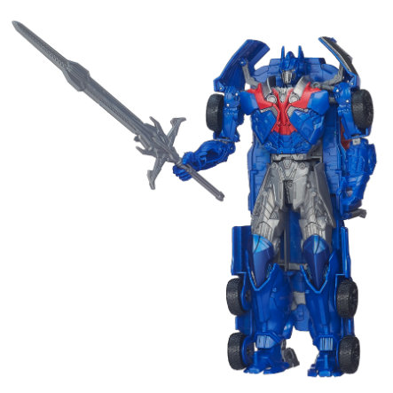HASBRO Transformers Movie 4 - Flip & Change Optimus Prime