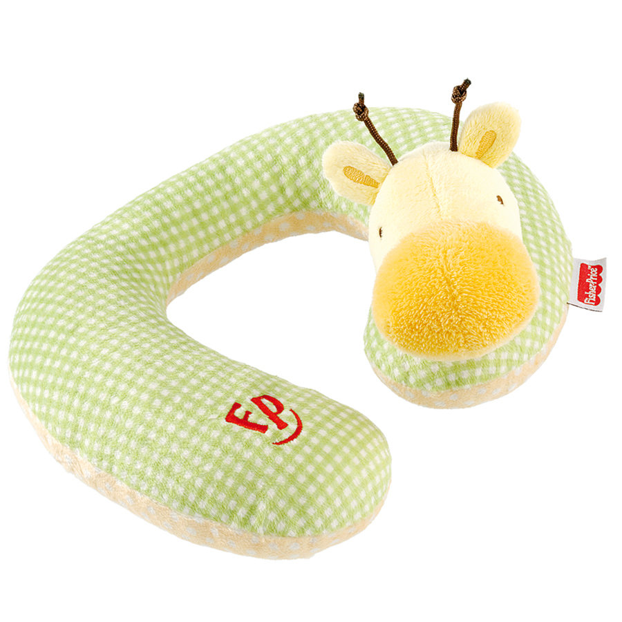 Fisher-Price Cuscino per Nuca Giraffa