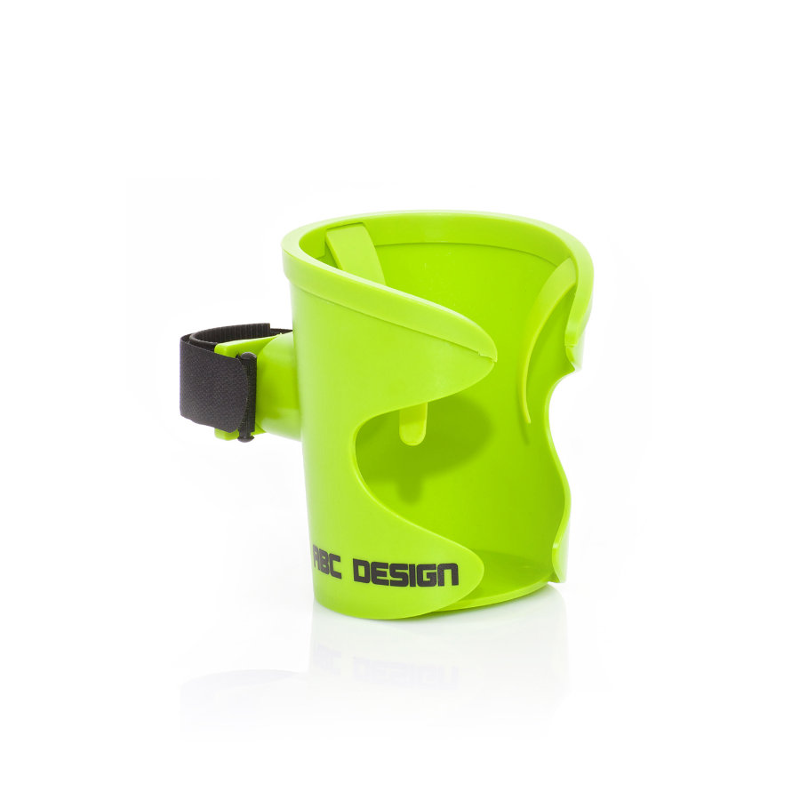 ABC DESIGN Universal Cup Holder lime