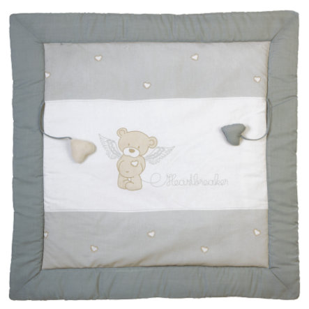 ROBA Hrací deka 100 x 100 cm - Heartbreaker