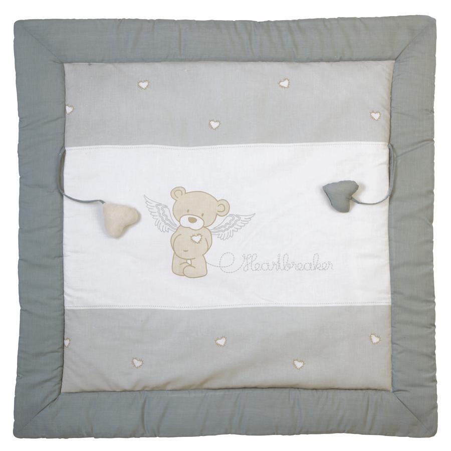 ROBA Couverture de jeu et d'éveil Heartbreaker, 100 x 100 cm