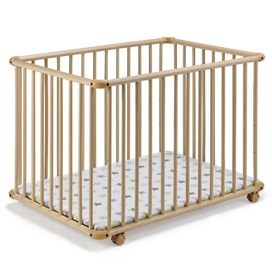 GEUTHER Playpen Belami natural 73x102cm (2231) NA 032