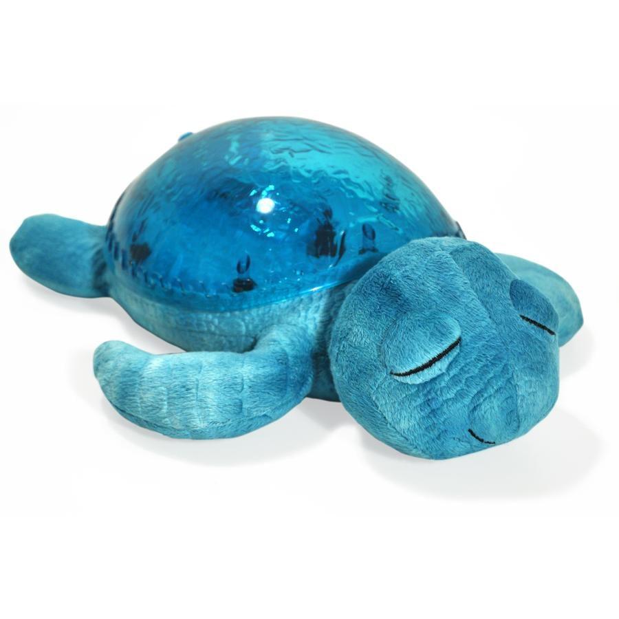 cloud-b® Tranquil Turtle™ - Aqua Lampka Żółwik