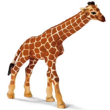 SCHLEICH žirafa-mládě 14321
