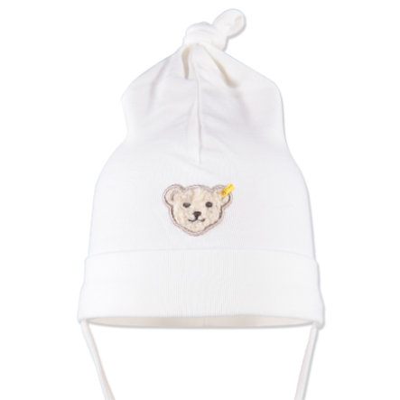STEIFF Baby Hat cloud dancer
