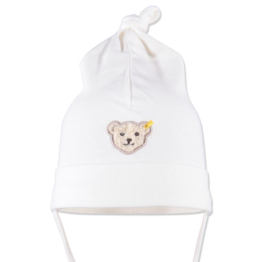 STEIFF Baby Hat cloud dancer