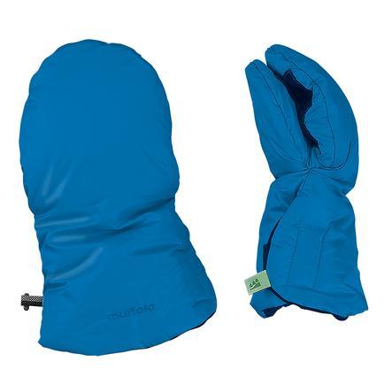 ODENWÄLDER Handwärmer Muffolo azurblau (30040/245)
