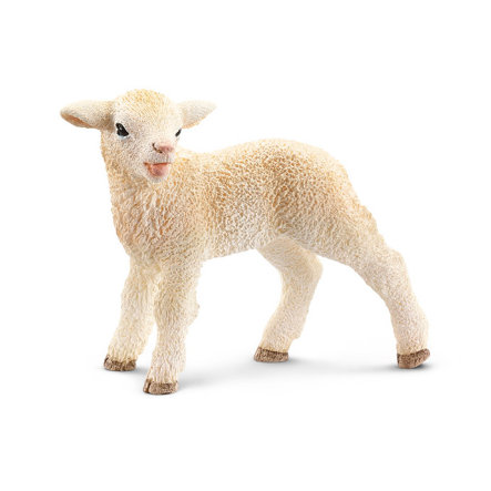 Schleich Figurine agneau 13744