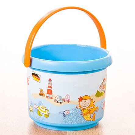 SPIELSTABIL Sea Life Bucket - Blue