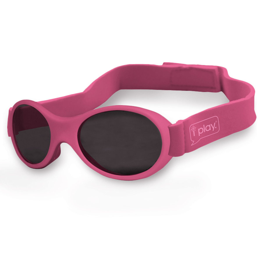 i play.® Sunglasses FLEXI SPECS with hook-and-loop fastener pink