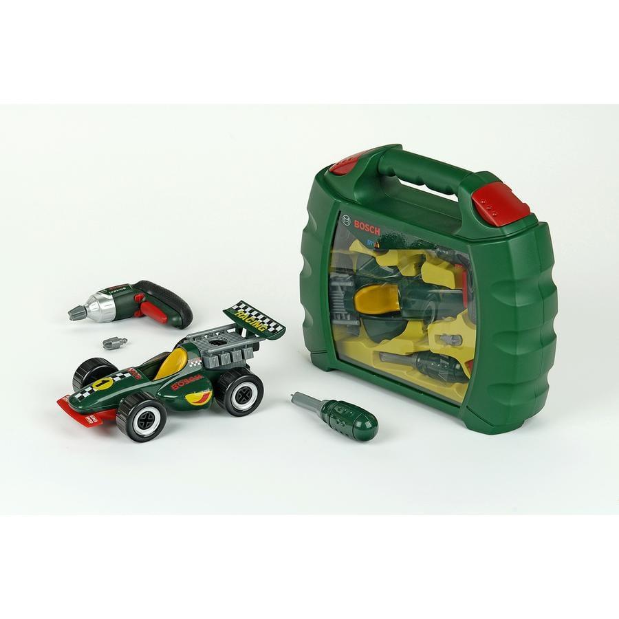 Theo klein BOSCH Grand Prix Werkzeugkoffer mit Ixolino