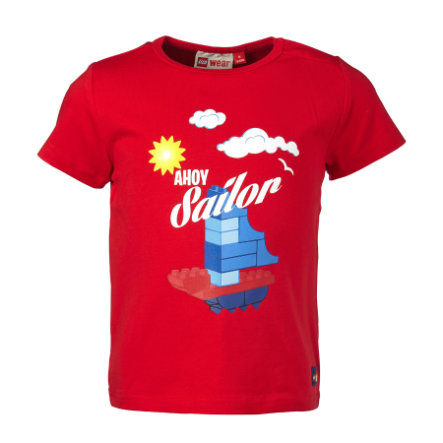 LEGO WEAR Duplo Boys T-shirt TOD 402, rouge