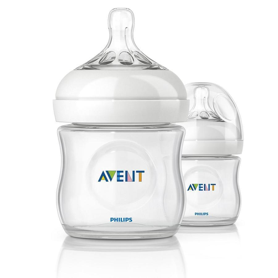 Philips Avent Flasche Naturnah SCF690/27 125 ml 2 Stück ab der Geburt