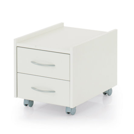 KETTLER Cassetto con le ruote SIT ON, bianco