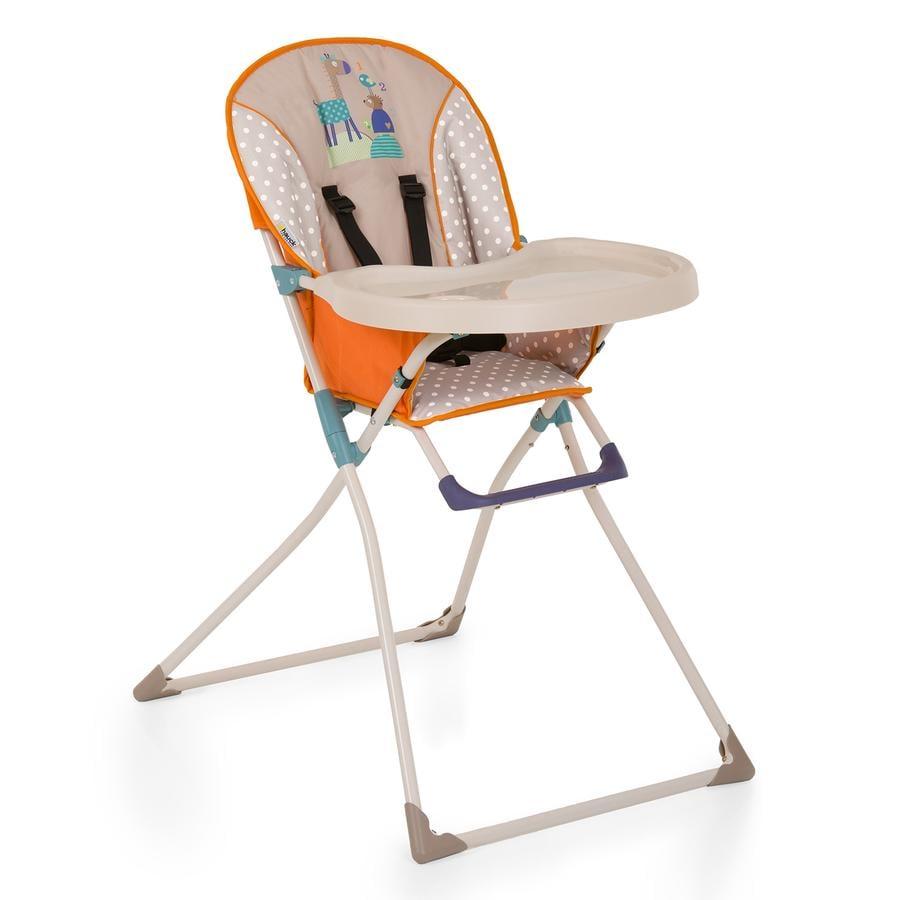 HAUCK Jídelní židlička Mac Baby animals 2015