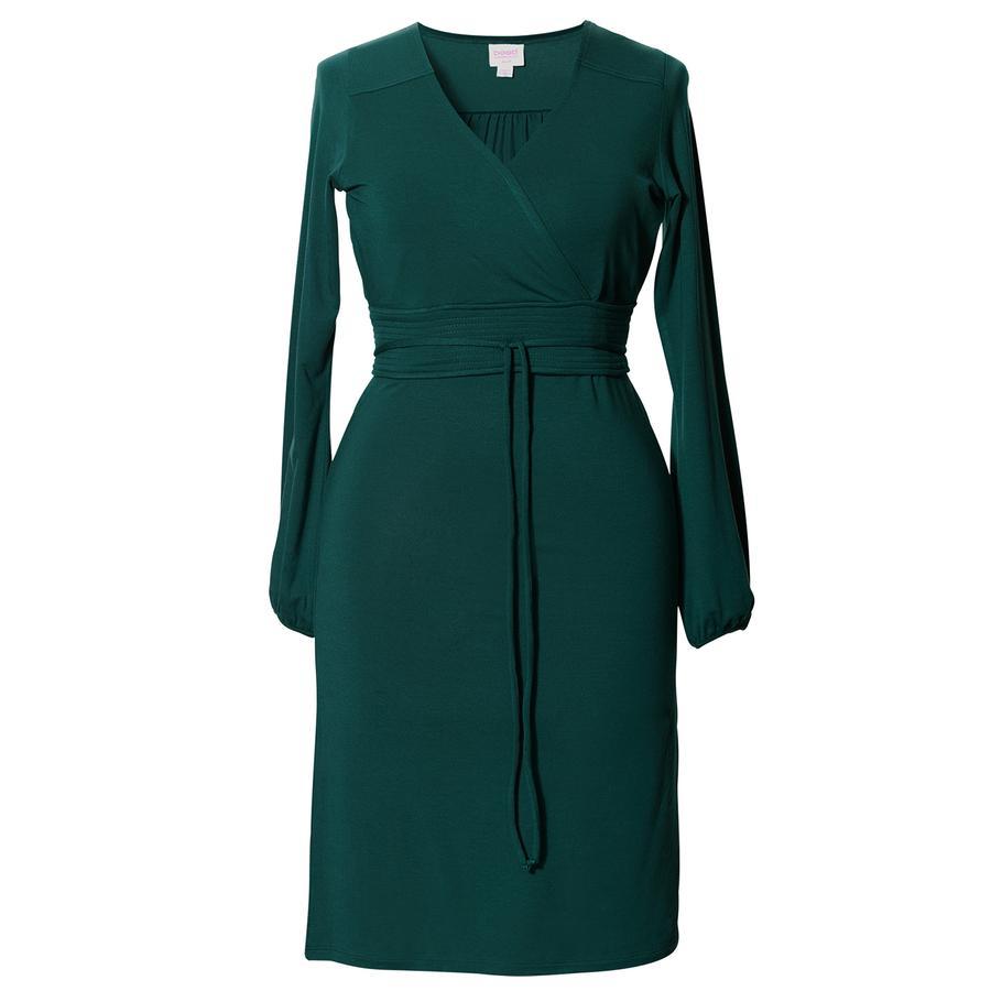 BOOB Sukienka dla kobiet w ciąźy i karmiących AMANDA ocean green