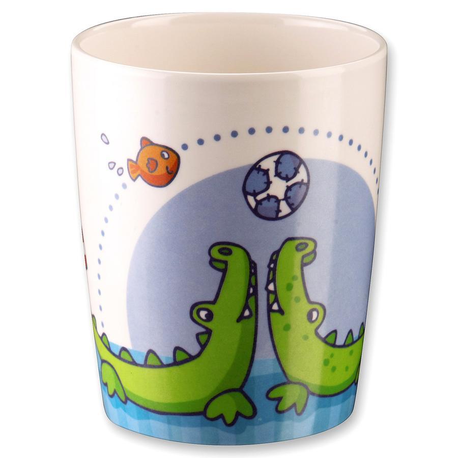 HABA Melamine mug Croc Friends
