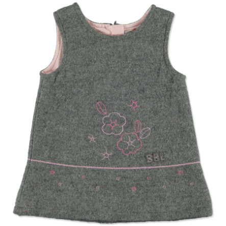 BOBOLI Girls Jurk Grey Melange
